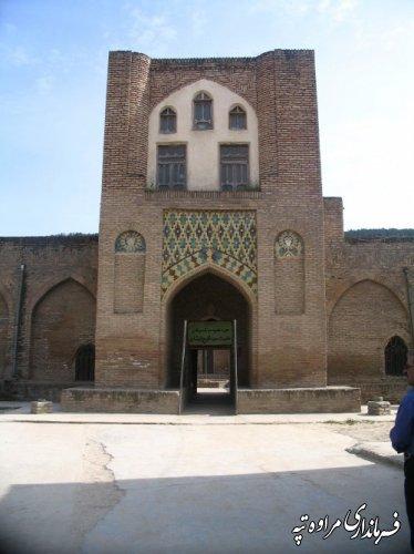 مسجد و مدرسه کریم ایشان