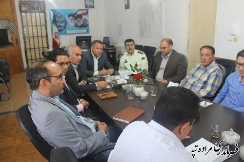جلسه ستاد صیانت از حقوق شهروندی برگزار شد