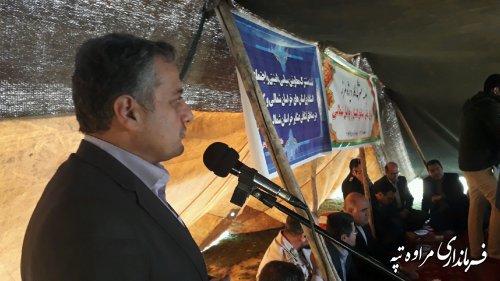 معاون سیاسی وامنیتی استاندار گلستان: تمام دغدغه های مسئولین استان، خدمت به عشایر میباشد