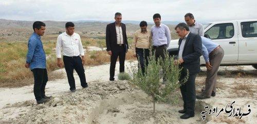 این شهرستان رتبه اول در کشت اراضی شیبدار را در استان دارد