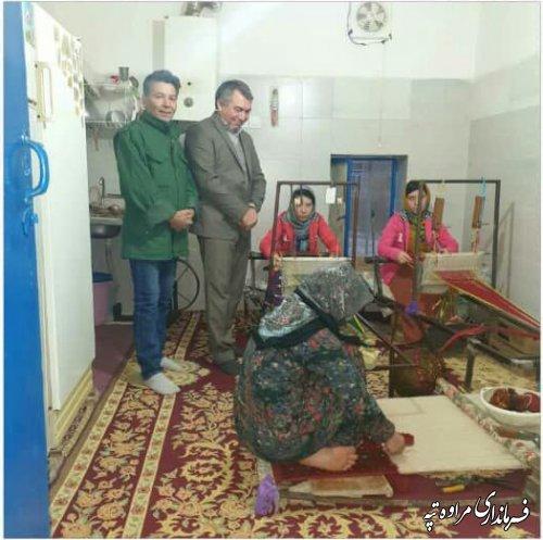 پوشش سنتی ترکمن با اقبال خوبی روبرو شده است.