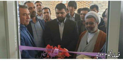 بهره برداری از ۸۰ واحد مسکونی احداثی کمیته امداد امام(ره) در روستای چناران مراوه تپه