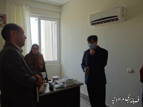 معاون سیاسی امنیتی و اجتماعی فرماندار : ادارات شهرستان در مصرف بهینه برق مدیریت نمایند.