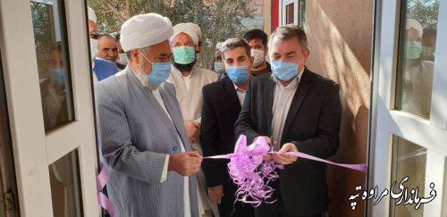 افتتاح واحد مسکونی مددجویی کمیته امداد