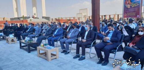 مراسم نکوداشت 288 مین سالروز تولد شاعر و عارف مختومقلی فراغی برگزار شد