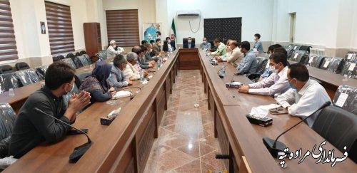 مشاور عالی استاندار گلستان گفت:  مشارکت حداکثری در انتخابات باعث خنثی نمودن تلاشهای چندین ماهه دشمن برای برگزاری انتخابات حداقلی میگردد